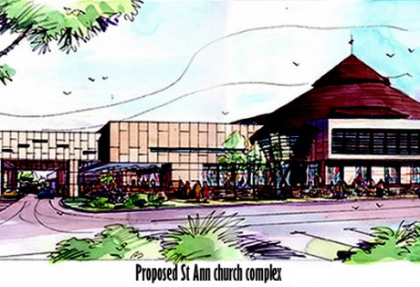 Design of St Ann's Complex