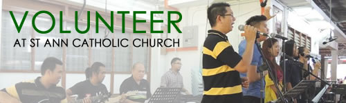 Volunteer at St Ann's